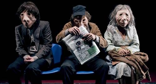 André y Dorine - Kulunka Teatro