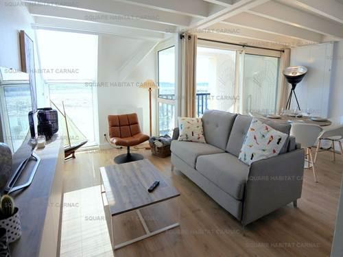 La Trinité/Mer, appartement 3pièces. VUE PORT WIFI