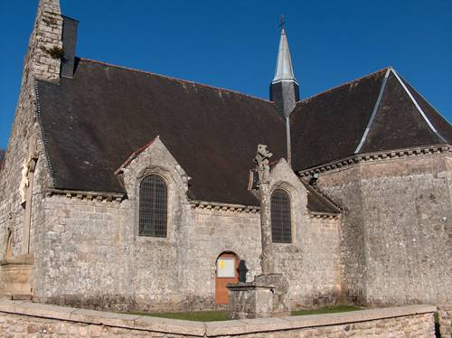 Eglise Saint-Caradec