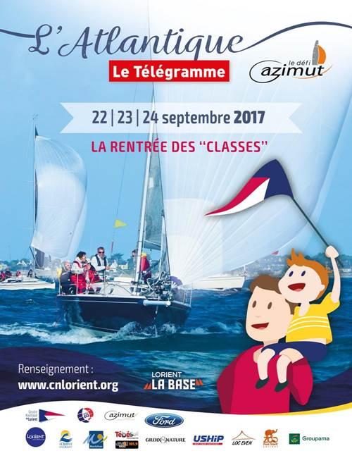 L'Atlantique Le Télégramme-Défi Azimut