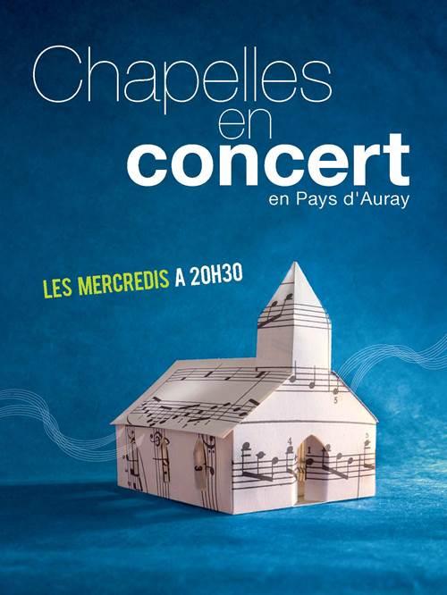 Chapels in concert at the Chapelle Sainte-Hélène - Auray