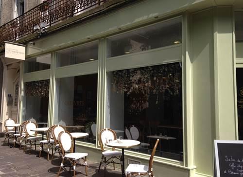 Restaurant le Café des Orfèvres