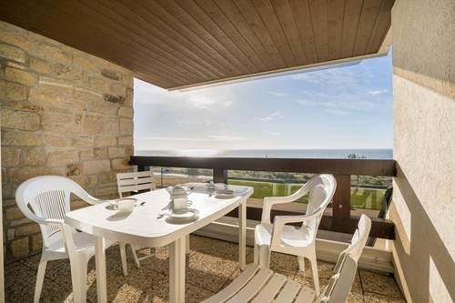 Carnac - studio + sleeping area - 28m² - Sea view