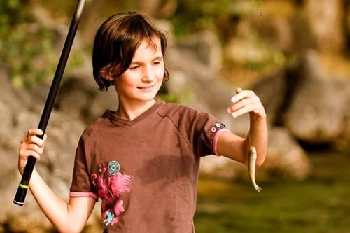 Pêche, découvertes et pause gourmande