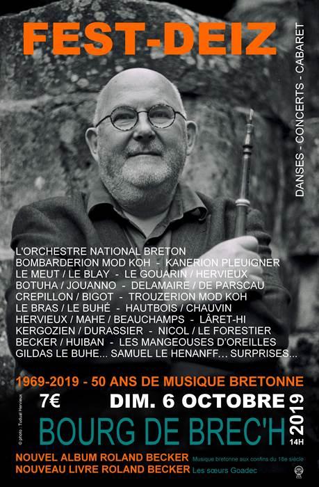 Fest-Deiz : Roland Becker