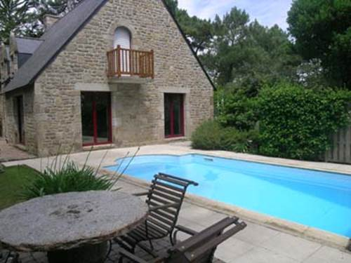 Square Habitat Etel - Villa avec piscine  - 8152