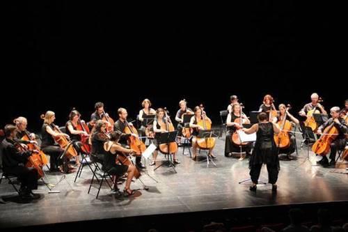 Violoncelles en concert