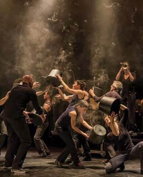 Center Athena - Dance concert disconcerting