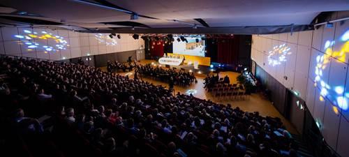 Palais des Congrès Lorient Bretagne Sud