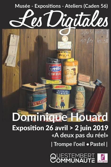 Exposition Dominique Houard