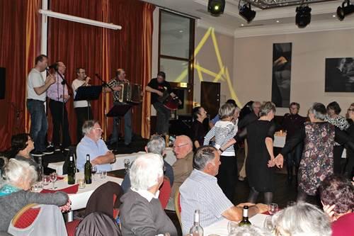 Fest Noz du Comité de Jumelage Arzon-Lahinch