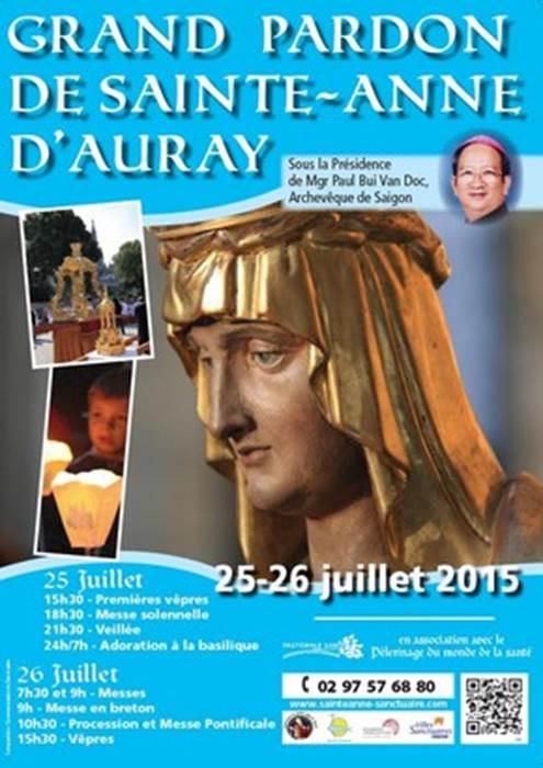 Grand Pardon de Sainte-Anne d'Auray