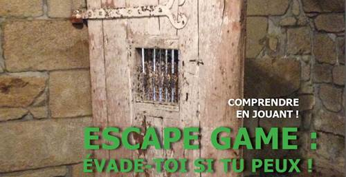 Escape Game à la prison