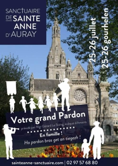Grand Pardon de Sainte-Anne d'Auray