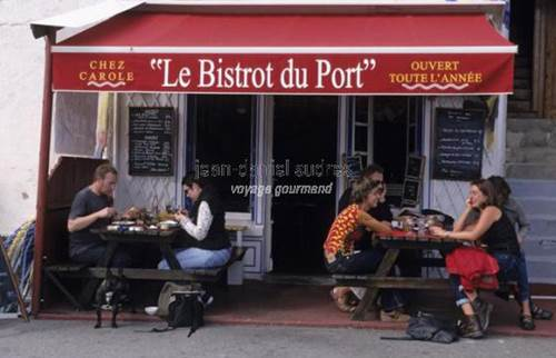 Restaurant Le Bistrot Chez Carole