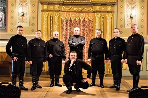 Concert - Le Choeur des Cosaques de l'Oural