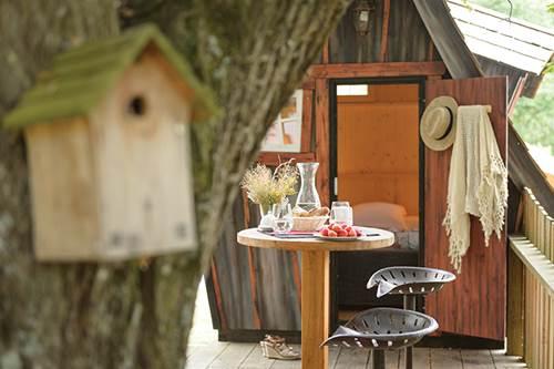 Art Nature Village (cabane)