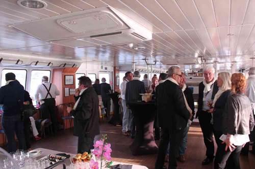 Golfe du Morbihan : Séminaire de direction sur l'eau avec NAVIX