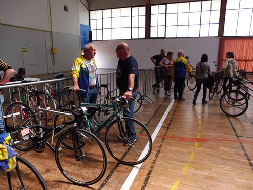 Troc vélo du Cyclo-Club