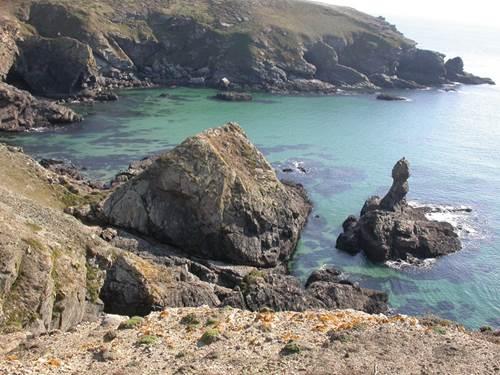 Site de la Pointe du Skeul