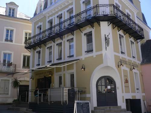 Hôtel Le Commerce - Le Galion