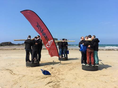 Olympiades à Quiberon avec Nautik Experience