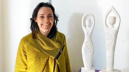 Sculpture sur pierre : le cadran solaire