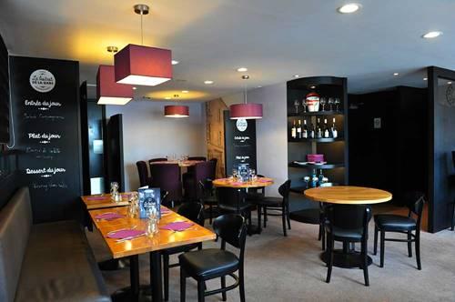 Café Brasserie Restaurant Le Bistrot de la Gare