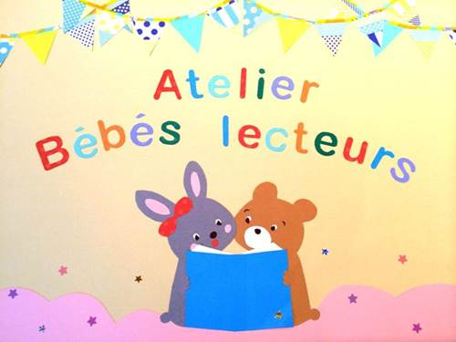 Readers babies - Auray