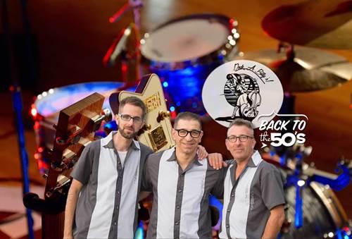 Concert Dockabilly's - Quiberon