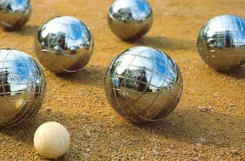 Concours de boules à Noyal-Muzillac
