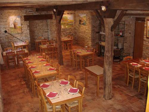 Restaurant L'Auberge Saint Hernin