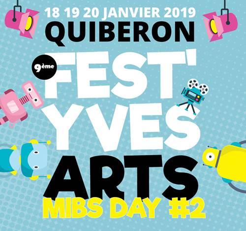 Fest'Yves Art - Festival du Court Métrage - Quiberon