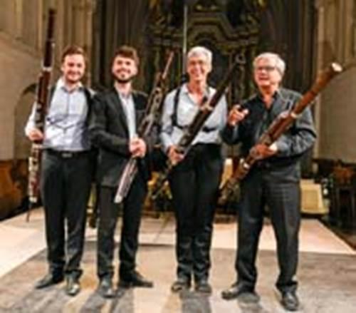 Concert Quatuor de Bassons de l'Académie
