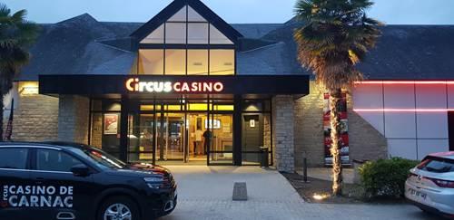 Casino Circus de Carnac