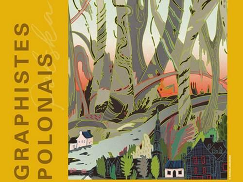 Exposition L'Art dans les Cités – Graphistes polonais