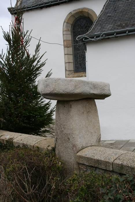 Stèle néolithique