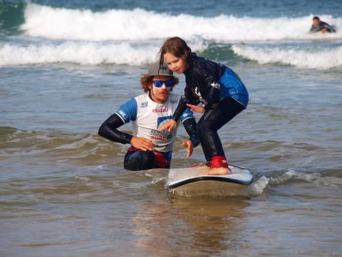 Ecole de surf : Belle Ile Surf Club