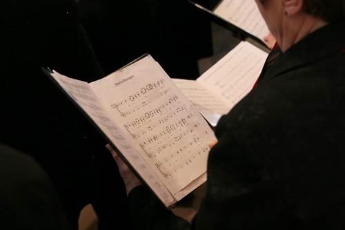 Concert - Chorale  Notre Dame du Roncier