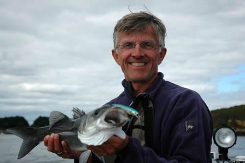 Guide de pêche Bertrand Fenart