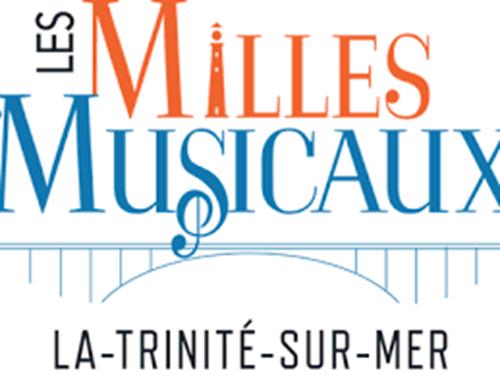 Concert Les Milles Musicaux avec Gaspard Dehaene (LA TRINITE-SUR-MER)