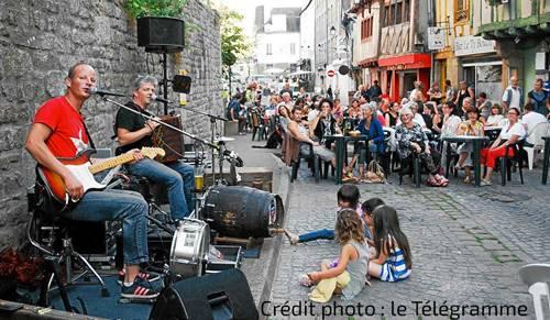 Les nocturnes de St-Patern: concerts de Chicken Blue + Shake Carpet + Groupe Surprise +