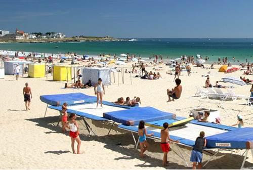 La grande plage de Quiberon