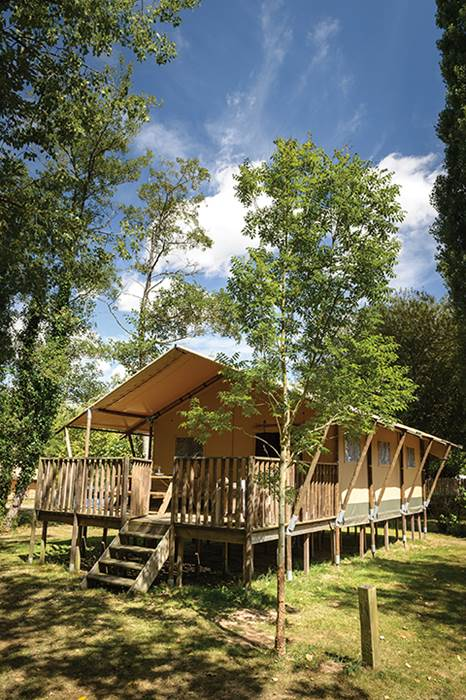 Art Nature Village - tentes Lodges
