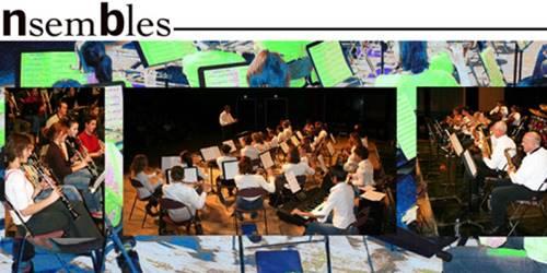 Concert des Ensembles de l'Ecole de Musique d'Auray et de Pluvigner