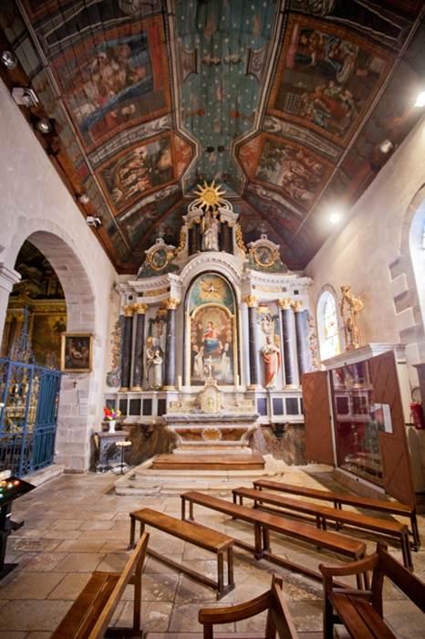 Visite guidée de l'église St Cornély