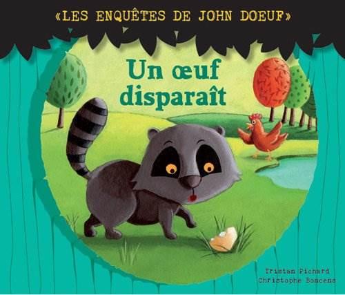 Les enquêtes de John Doeuf