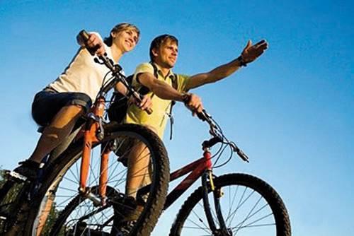 Vélo aux Trois Rivières (Locmariaquer, Crac'h et Saint Philibert)