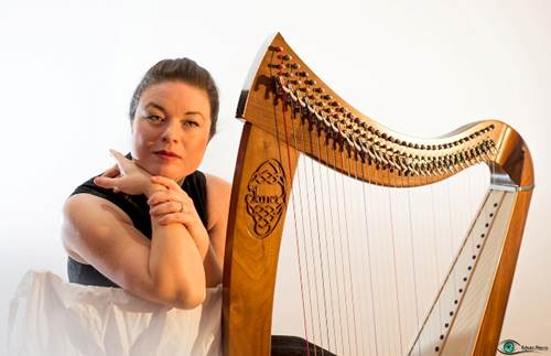 "Concert of Nolwenn Arzel ""Grips Celtic"""