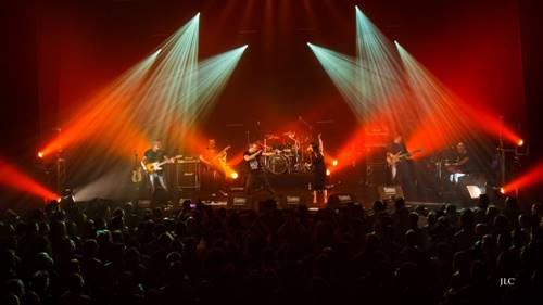 Concert Empty Spaces, Tribute to pink Floyd